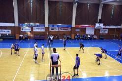 VOLEI – Cupa Unirea | Baia Mare și Unirea Dej, câștigătoare în a doua zi a turneului – FOTO