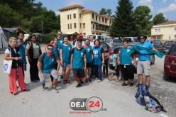 EXCLUSIV – INTERVIU| Experiența inedită a unui tânăr din Dej. Și-a petrecut vacanța într-o tabără de refugiați din Grecia – FOTO