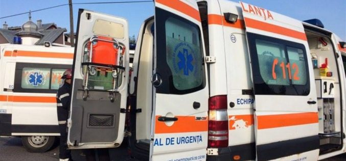 Bistrița-Năsăud: Cetățeni britanici implicați într-un accident rutier pe DN 15A, soldat cu un mort și trei răniți grav