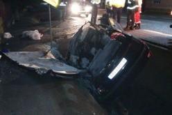 GRAV ACCIDENT între Dej și Bistrița! Un tânăr din Beclean a DECEDAT – FOTO