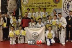 CS Vulturii Dej, 31 de medalii la Cupa Romaniei de Taekwon-do – FOTO