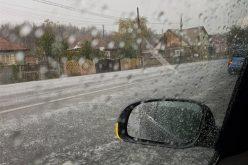Atenționare nowcasting COD GALBEN de vreme rea pentru municipiul Dej și împrejurimi
