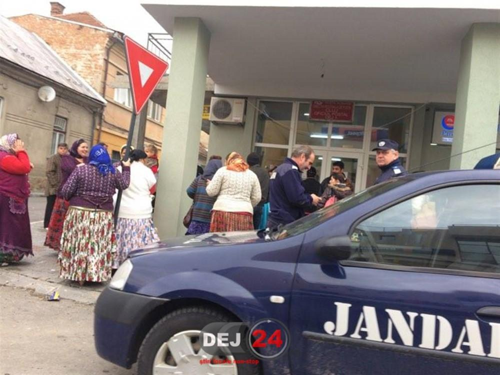 proteste-greva-oficiul-postal-dej-1-1