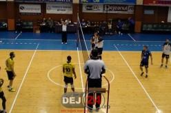 VOLEI | CS Unirea Dej, primul meci din noul an și primul eșec. A fost învinsă cu 3-1 de Caransebeș