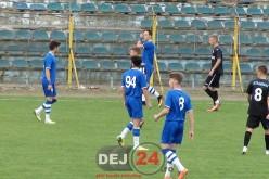 FC Unirea Dej obține un punct din meciul cu Viitorul Ulmeni, scor 1-1
