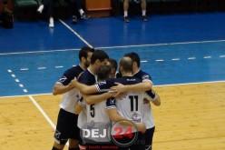 Unirea Dej a fost învinsă la Craiova, scor 0-3. Primul set a fost pierdut la 14 puncte!