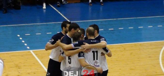 ÎN SFÂRȘIT – CS Unirea Dej, prima victorie în campionat! 3-1 cu Piatra Neamț