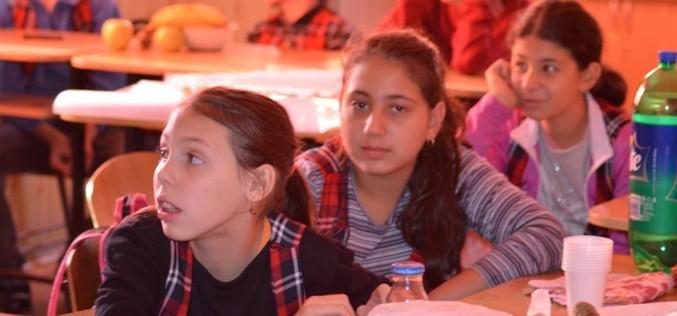 Ziua Mondială a Alimentaţiei, celebrată de Şcoala Gimnazială Chiuieşti – FOTO
