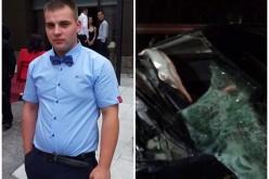 Dej – Tânărul DECEDAT în accident urma să se întoarcă în Belgia. Află starea VICTIMELOR – VIDEO