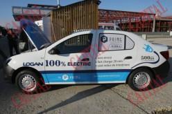 Loganul electric cu autonomie de 500 km