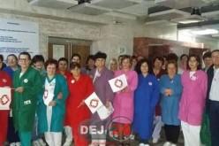 GREVĂ la Spitalul Municipal Dej. Care sunt cerințele sindicaliștilor? – FOTO