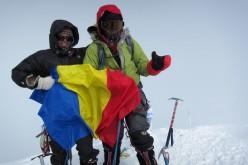 Alpinistul clujean Vasile Cipcigan a atins vârful Manaslu, din Himalaya