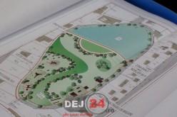 """Contractul de finanțare pentru amenajarea zonei """"Baltă"""" din Dej a fost semnat! Când vor demara lucrările"""