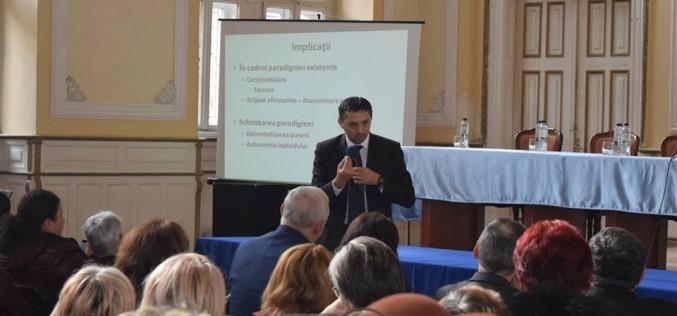 Dej – Conferință susținută de Prof. Univ. Dr. Daniel DAVID – FOTO/VIDEO