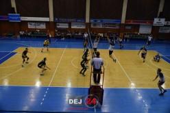 CS Unirea Dej a pierdut confruntarea cu LMV Tricolorul Ploiești, scor 1-3 – FOTO/VIDEO