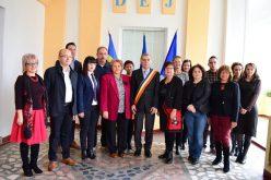 DEJ | Primarul Morar Costan, vizită oficială în Le Quesnoy