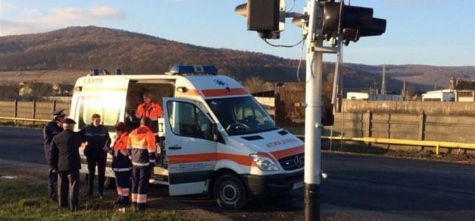 O fetiță a căzut din tren, între Dej și Gherla. Zeci de pompieri, polițiști și medici o caută – FOTO/VIDEO