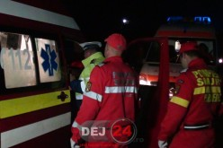 ACCIDENT MORTAL la Bața! Un pieton a fost lovit de două autovehicule – FOTO/VIDEO