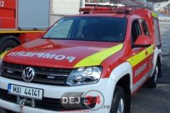 Pompierii din Dej au de azi o autospecială pentru primă intervenție – FOTO/VIDEO