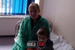 DIN SUFLET – Rotary Club Dej, DONAȚIE cu gândul la copilașii internați în Spitalul Municipal – FOTO/VIDEO