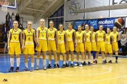 Trei baschetbaliste din Dej și antrenoarea Laurenția Chira, în lotul României pentru Balkanic Next Star Cup – FOTO