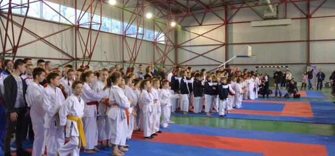 """CS Budokan Ryu, 14 clasări pe podium la Cupa """"Dragon Do"""" Karate WUKF Târgu Mureș"""