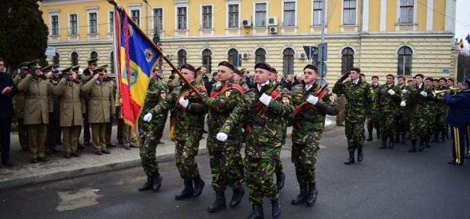 Ziua Victoriei Revoluţiei Române şi a Libertăţii a fost marcată astăzi și la Dej – FOTO