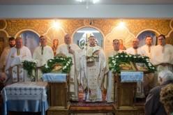 """Parohia ,,Sfântul Apostol Andrei"""" din Dej și-a sărbătorit miercuri hramul – FOTO"""