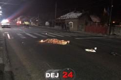 TRAGEDIE la Iclod! Două femei au MURIT lovite de mașină, după ce au ieșit de la biserică – FOTO/VIDEO