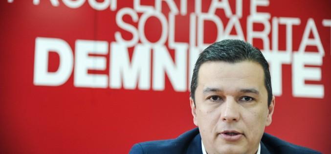 Guvernul Grindeanu, DEMIS de propriul partid! Rezultatul MOȚIUNII DE CENZURĂ