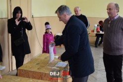 """DEJ   ALEGERI PARLAMENTARE 2016. Morar Costan: """"Am votat pentru un viitor mai bun"""" – FOTO/VIDEO"""