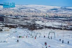 S-a dat startul sezonului de schi pe Pârtia Feleacu!