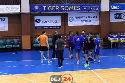 """CS Unirea Dej, """"pe baricade"""" după mini-vacanța de iarnă. Doi jucători au intrat în lot – FOTO/VIDEO"""