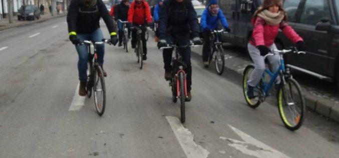 Cluj | Sâmbătă va avea loc un nou marș al bicicliștilor clujeni. Pentru ce vor protesta
