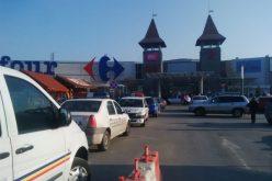 ALERTĂ CU BOMBĂ la VIVO, fostul Polus Center din Cluj – FOTO