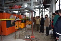 Primarul municipiul Dej, verificări la sistemele de încălzire ale instituților de învățământ – FOTO