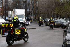 Raed Arafat: ISU Cluj ar putea intra în posesia unor motociclete de intervenție urbană