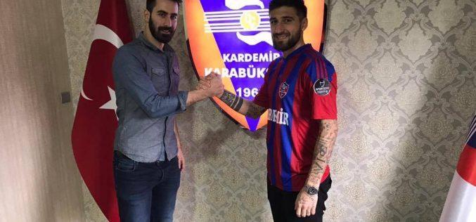 Dejeanul Paul Papp a semnat cu Karabukspor și va evolua în campionatul Turciei – FOTO