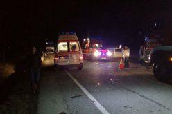 GRAV ACCIDENT între Dej și Baia Mare, în apropiere de Rus! Două victime au ajuns la UPU Dej
