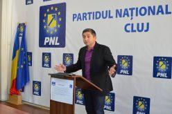 Preşedintele CJ Cluj, Alin Tişe, va candida pentru conducerea PNL