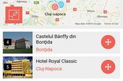 Turiștii din județul Cluj intră în era digitală! Aplicație mobilă în cinci limbi – FOTO