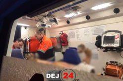 Bobâlna – Doi bărbați se zbat între viață și moarte după ce AU LUAT FOC – FOTO/VIDEO