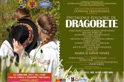 De Dragobete! Artiști din Dej și din zonă, concert folcloric de excepție la Cluj