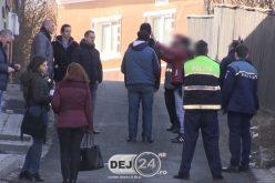 DEJ   Autorii TÂLHĂRIEI de pe strada Țibleșului, ARESTAȚI PREVENTIV – FOTO/VIDEO