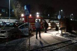 ACCIDENT sau tentativă de SINUCIDERE? Un bărbat a ajuns sub roțile unui tren, în Bistrița – FOTO