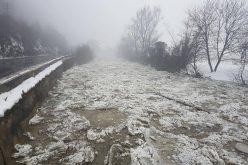 CODUL GALBEN de inundații pe Someș a fost PRELUNGIT. Vizate, mai multe zone situate în apropiere de Dej