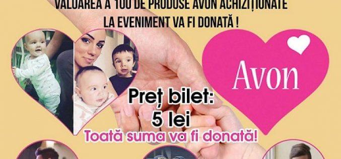 EVENIMENT CARITABIL pentru micuții Alma și Mateo, la Dej   AJUTĂ-I ȘI TU!