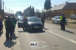 ACCIDENT MORTAL la Cășeiu! Un pieton a fost izbit în plin de o mașină, pe zebră – FOTO/VIDEO