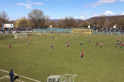 """CFR Dej a pierdut cu 5-0 disputa cu """"U"""" Cluj. Suporterii """"șepcilor roșii"""", SHOW ÎN PELUZĂ – FOTO/VIDEO"""