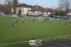 FC Unirea Dej joacă azi la Mediaș cu Gaz Metan II